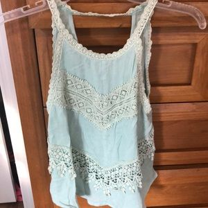 Mint green halter.. brand new .. accepting offers!